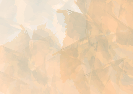 Brown Watercolor background,Vintage Style with space for text in put,design for wallpaper and texture,vector illustration.