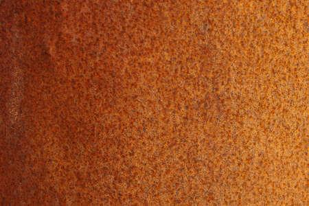 rusts: Texture orange rusts. Background Stock Photo