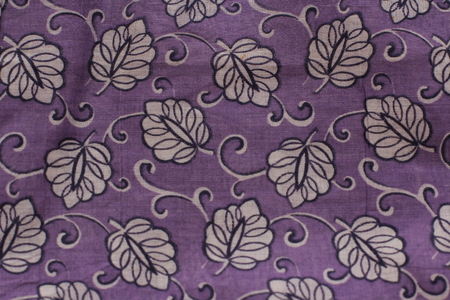 patterned: patterned fabric