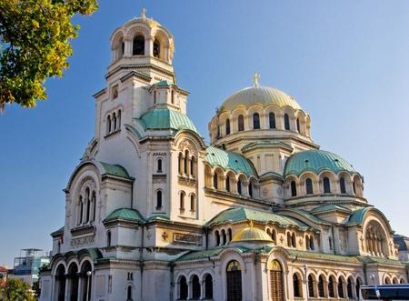 アレクサンドル ・ ネフスキー大聖堂、ソフィア、ブルガリア