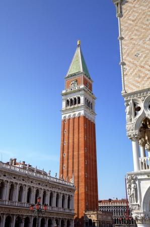 st  mark s: San Marco s Campanile a Venezia, Italia