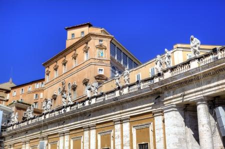 apostolic: Apostolic Palace, Vatican   Roma  Rome , Italy
