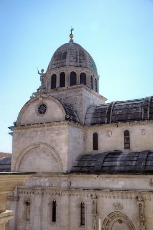 st james s: St  James s cathedral  Shibenik  Sibenik , Croatia