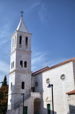 Franciscan Church  Shibenik  Sibenik , Croatia  photo