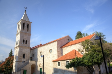 Franciscan Church and Monastery  Shibenik  Sibenik , Croatia  photo