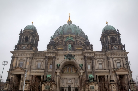 Berlin Cathedral  Berliner Dom   Berlin, Germany photo