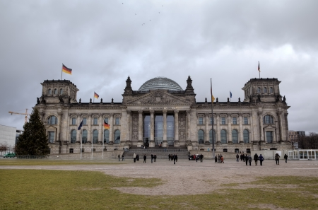 Reichstag  Berlin, Germany