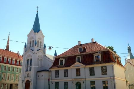 our lady of sorrows: Our Lady of Sorrows Church  Sapju Dievmates baznica   Riga, Latvia