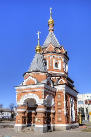 nevsky: Chapel of St  Alexander Nevsky  Yaroslavl, Russia
