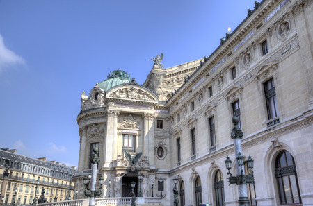 musique: Grand Opera  Paris, France