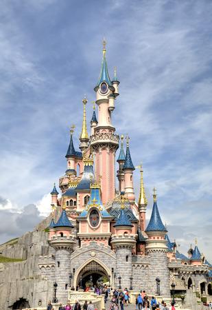 ディズニーランド ・ パリ、フランス