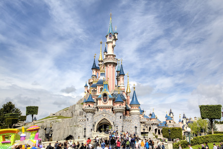 Disneyland Park  Paris, France