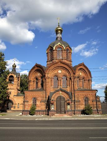 michael the archangel: Archangel Michael church. Vladimir, Golden ring of Russia.