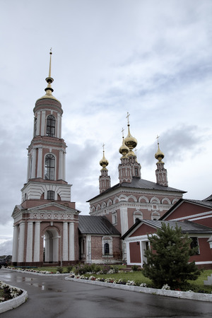 Church of Saint Archangel Michael. Suzdal, Golden Ring of Russia. photo
