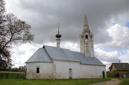 John the Baptist Church (Rozhdestvenskaya). Suzdal, Golden Ring of Russia. photo