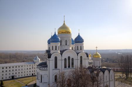 nicholas: St. Nicholas Ugreshsky (Nikolo-Ugreshsky) monastery. Dzerzhinsky, Moscow region, Russia