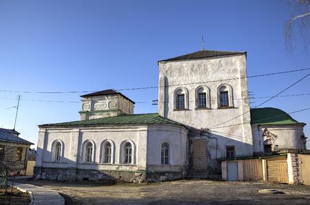 martyr: Church of the Great martyr Nikita Nikitskaya. Kolomna Russia Stock Photo