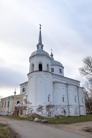 martyr: The Church of Nikita the Martyr. Veliky Novgorod, Russia