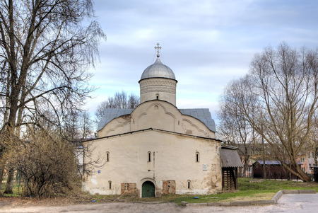 clement: Church of Clement, Pope of Rome. Veliky Novgorod, Russia