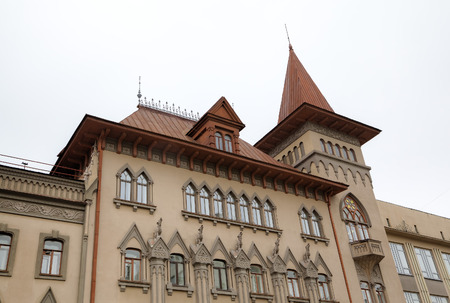 conservatory: The Saratov state Conservatory of LV Sobinov. Saratov, Russia Editorial