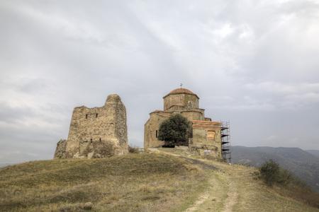 ジワリ修道院。グルジア