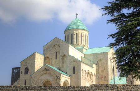 Bagrat 古代寺院。クタイシ。グルジア。