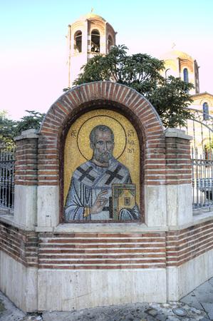 聖ニコラス教会。バトゥミ。グルジア。