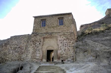 グルジア正教の修道院群デイヴィッド Gareja。グルジア。