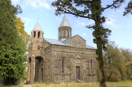 Sameba Jikheti、ジョージア州の修道院