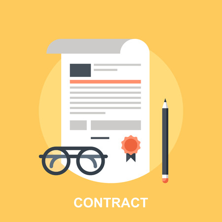contract documents: Contract Illustration