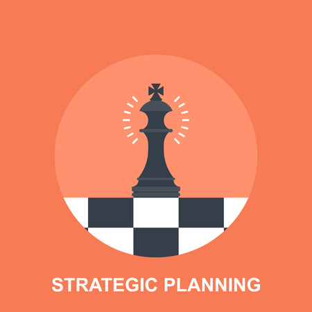 chess king: Strategic Planing