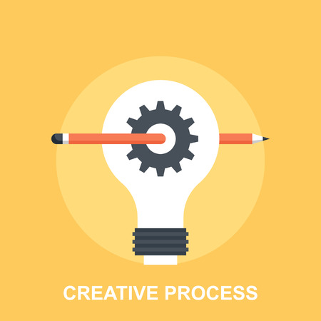 bulb light: Creative Process