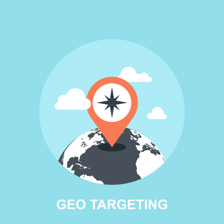 map pointers: Geo Targeting