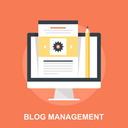 social web sites: Blog Management