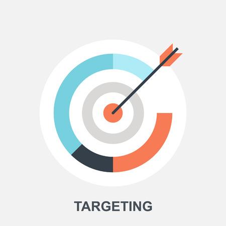 Targeting  イラスト・ベクター素材