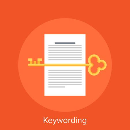 keywording: Keywording