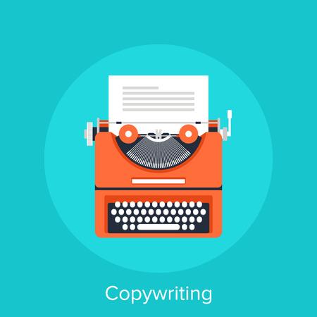 Copywriting  イラスト・ベクター素材