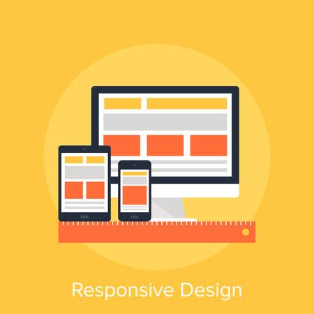 adaptive: Responsive Design