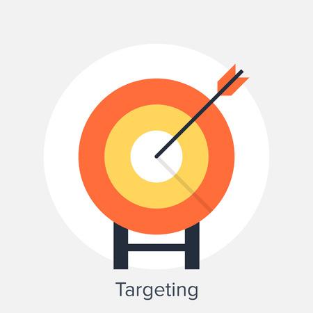 bullseye: Targeting Illustration