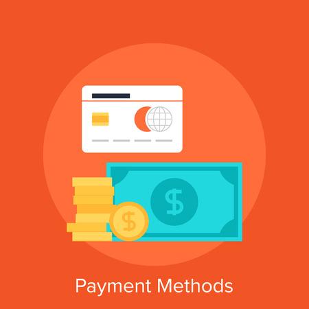 dollar: Payment Methods