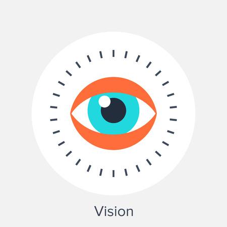 eyesight: Vision Illustration