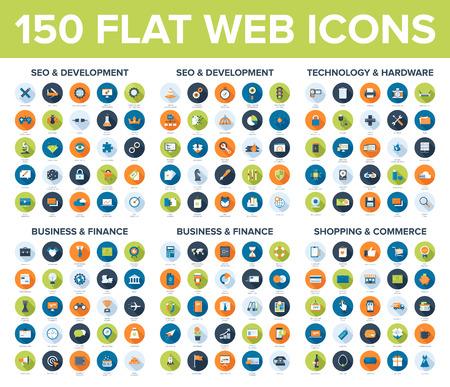 Iconos Web Vectores