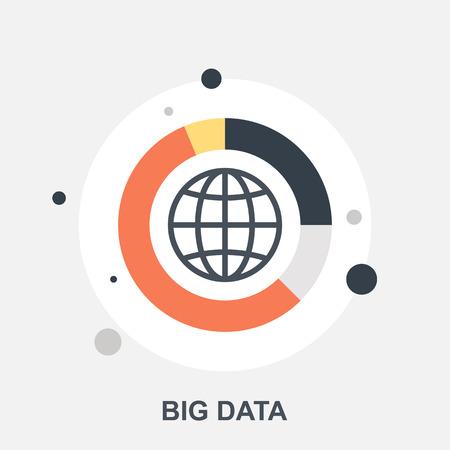 e data: Big Data Illustration