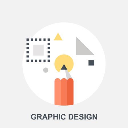 grafisch ontwerp: Grafisch ontwerp Stock Illustratie