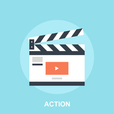 editing: Action