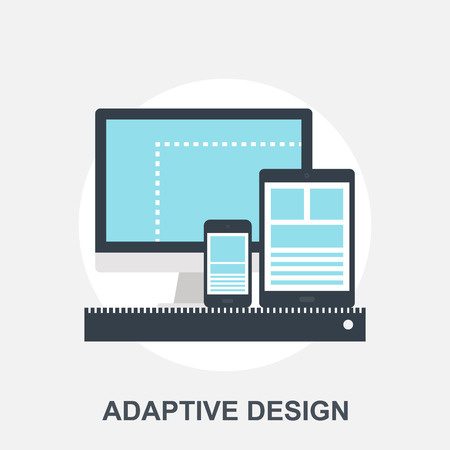 site web: Adaptiove Web Design