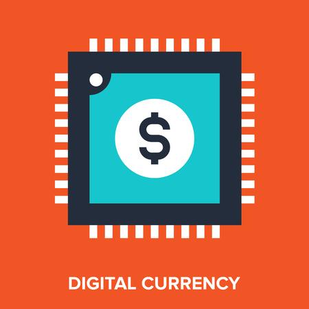 digital: digital currency