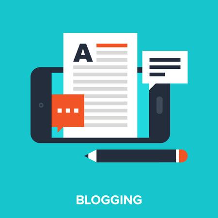 mobiles Blogging
