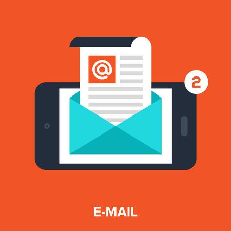 correo electronico: correo electrónico móvil