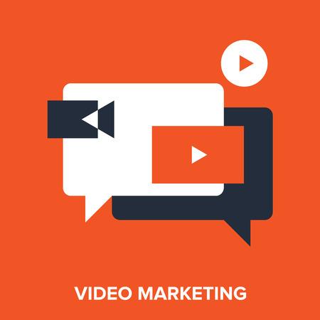 redes de mercadeo: comercialización de vídeo